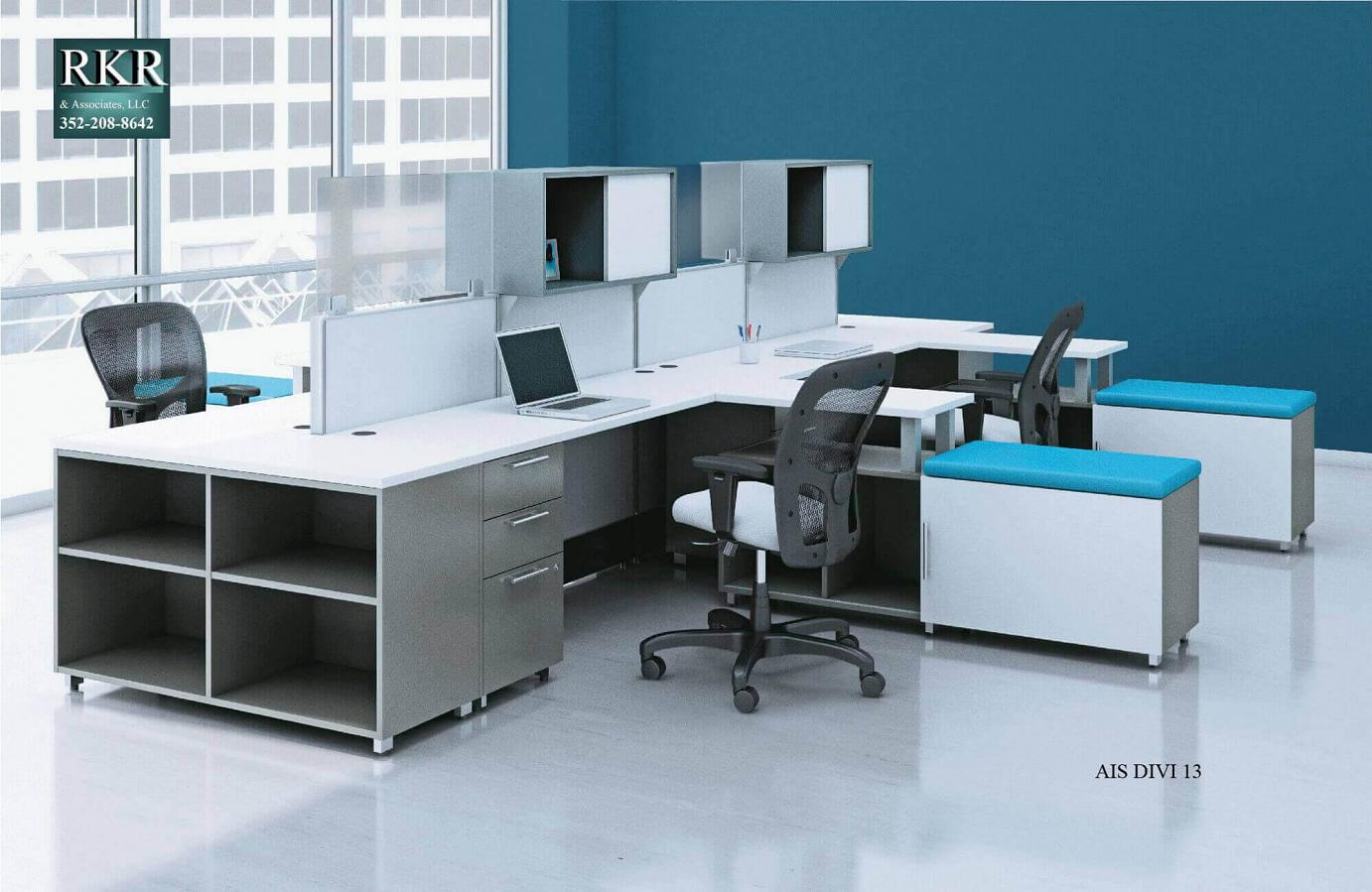 Office Furniture: RKR Office Cubicles Workstations
