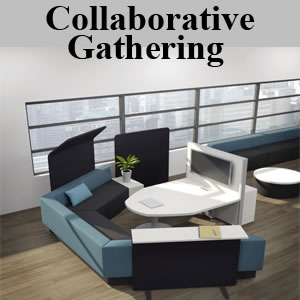 Collabortive Furniture