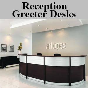 GREETER RECEPTION DESKS