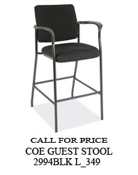 OFFICE STOOL 2994BLK